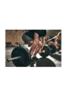 Painel Adesivo De Parede - Fitness - Academia - 1152Pnp