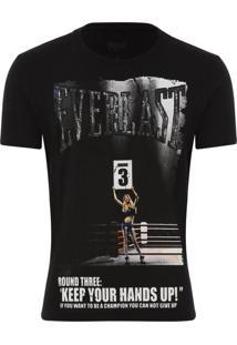 Camiseta Everlast Keep Your Hands Up!
