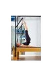 Painel Adesivo De Parede - Fitness - Pilates - 1569Pnm