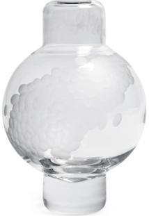 Pcm Design Vaso Redondo Honeycomb - Branco
