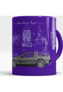 Caneca Time Travel Project