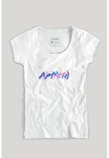Camiseta Reserva Artista Feminina - Feminino