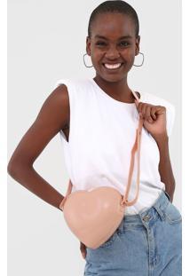 Bolsa Melissa Love Bag Rosa