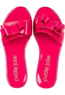 4a4397c45f Sandália Petite Jolie Pink feminina