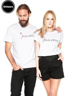Camiseta Forum Verena Smit Branca