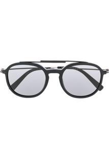 Dsquared2 Eyewear Aviator Sunglasses - Preto