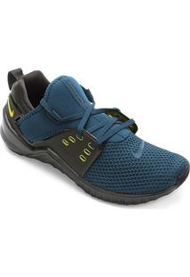 Tênis Nike Free Metcon 2 Masculino - Masculino-Verde+Preto
