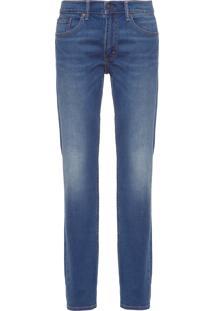 Calça Masculina 505 Comfort Stretch - Azul
