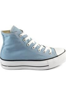 Tênis Converse Lift Chuck Taylor All Star Hi Ct1200