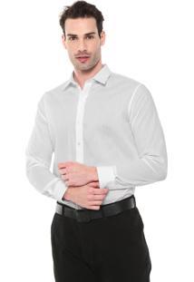 Camisa Colombo Reta Logo Branca