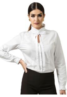 9a9b2353c Camisa Laco Perola feminina | Gostei e agora?