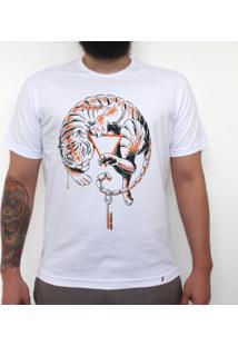 Ranthambore - Camiseta Clássica Premium Masculina