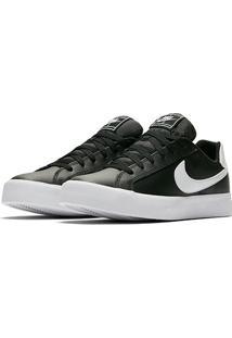 Tênis Nike Court Royale Feminino - Feminino-Preto+Branco