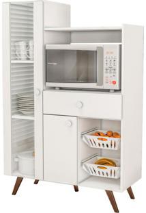 Gabinete Com Fruteira Sweet 2 Pt 1 Gv Branco Gelo