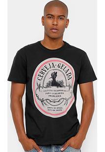 Camiseta Reserva Cerveja Masculina - Masculino