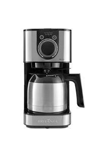 Cafeteira Britânia Concept Touch Inox Bcf39I 30 Cafézinhos 110V