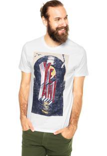 Camiseta Forum Yeah Branca