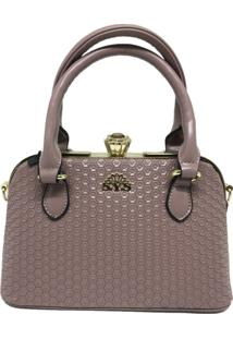 Bolsa Pequena Casual Importada Transversal Sys Fashion 8534 Rosa