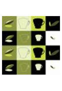 Papel De Parede Autocolante Rolo 0,58 X 3M - Azulejo Xicara 7005358