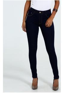 Calça Feminina Skinny Jeans Stretch Biotipo