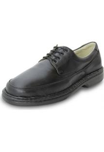 Sapato Conforto Centuria Preto