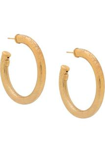 Gas Bijoux Maoro Earrings - Dourado