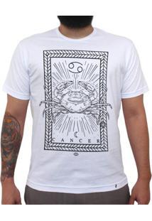 Cancer - Camiseta Clássica Masculina