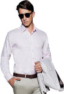 Camisa Buon Giorno Vicenzo Rosa