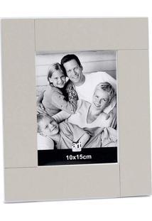 Porta Retrato Top 10X15 Cm Cimento Art Image