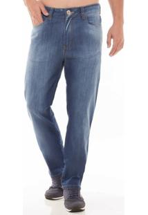 Calça Jeans Mid Rise Osmoze Masculina - Masculino