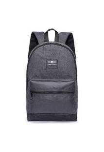 Mochila Escolar Hang Loose Bolsa Casual Resistente Notebook 15