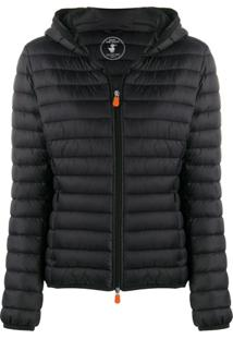 Save The Duck Gigax Padded Jacket - Preto