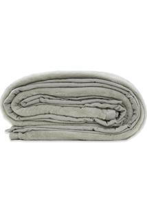 Cobertor De Casal - Cinza - 180X220Cmsultan