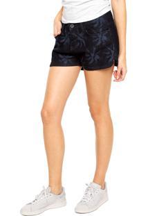 Short Hurley Jeans feminino  b19ef0f9248
