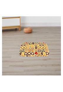 Tapete Decorativo Dog Único