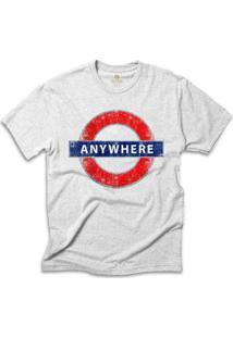 Camiseta Cool Tees Londres Masculino - Masculino