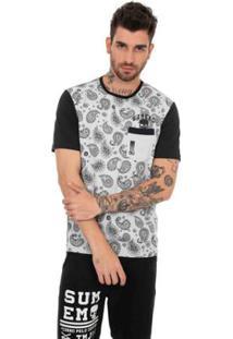 Camiseta Sumemo Bandana Masculina - Masculino