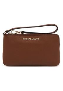 Carteira Michael Kors Jet Set Travel Lg Caramelo 35F8Gtvw3L230