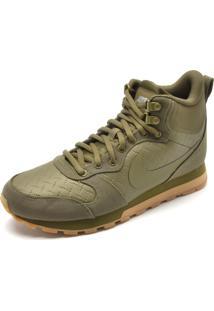 Tênis Nike Sportswear Md Runner Verde