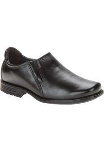 Sapato Social Pegada Preto Masculino 43