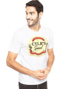 Camiseta Cavalera Cv Branca