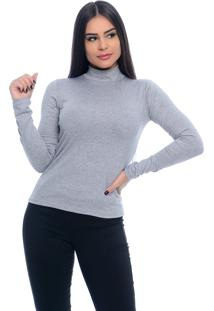 Blusa B'Bonnie Cacharrel Feminina Mescla - Kanui