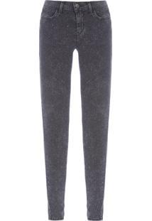 Calça Feminina Jeans 710 Super Skinny - Preto