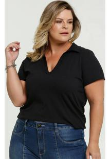 Blusa Feminina Canelada Plus Size Marisa