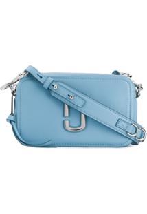 Marc Jacobs Bolsa Transversal Snapshot - Azul