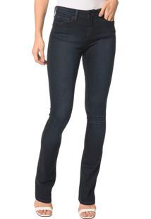 Calça Jeans Five Pocktes Rckr Kick Ckj 042 Kick Flare - Marinho - 38