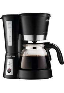 Cafeteira Elétrica Mondial Bella Arome Ii - 26 C-10 - Preta/Inox