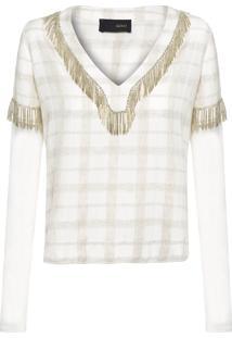 Blusa Feminina Ilhabela Bg - Off White