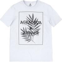 79f2c79a8 Camiseta Masculina Regular Em Malha De Algodão E Poliéster Hering