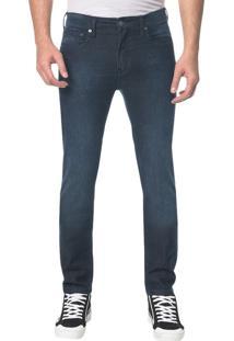 Calça Jeans Five Pocktes Slim Ckj 026 Slim - Marinho - 44